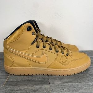 Nike Son of Force Mid Winter Athletic Sneakers